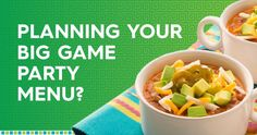 Check out this recipe and add some avo to your Big Game meal plan! #AvoSecrets #Sweepstakes