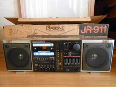 DIATONE JR-911
