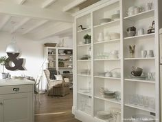 Vintage French Soul ~   A few of my favourite neutral paint colours