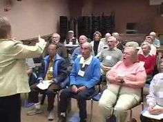 Singing improves outcomes for people suffering from Parkinson's disease - do, re, me!