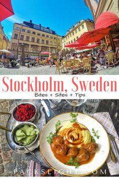 When I arrived in Sweden my only prior knowledge was the Swedish Chef from Sesame Street...  Needless to say, I left Stockholm with a new appreciation for the city as a diverse, multicultural, foodie city!