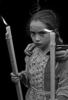 Cristina Garcia Rodero. SPAIN. Galicia. Amil. Pilgrimage of Nuestra Senora de los Milagros.