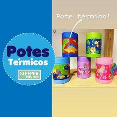 98cbdbed21 Você sabia que os Potes Térmicos são a melhor opção para conservar os  alimentos do bebê