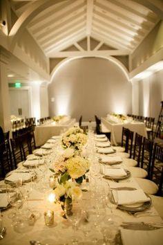 Elegant Black Tie Wedding Reception in Washington DC: Cathryn + Joshua (posted by www.unitedwithlove.com)