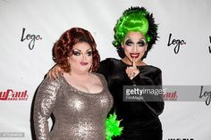 Finalist Ginger Minge and 2014 winner Bianca del Rio drag race final 2015 - Google Search
