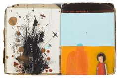 Oliver Jeffers sketchbook 2