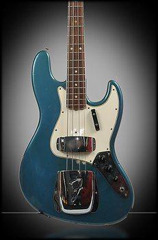 1966 Fender Jazz Bass