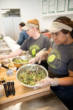 The Top 20 Healthy Eateries in Baton Rouge