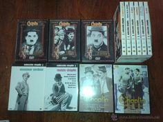 13 DVD Charles Chaplin