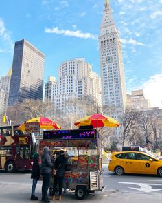 Eat: The Best Street Food in New York City