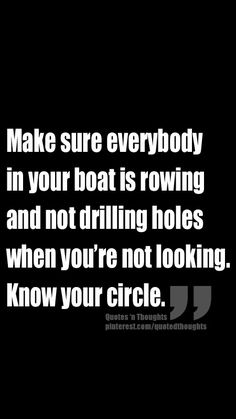 Especially true for coworkers you surround yourself with