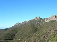 Hiking Mishe Mokwa Trail to Tri-Peaks and Sandstone Peak - The highest peak in Santa Monica Mountains
