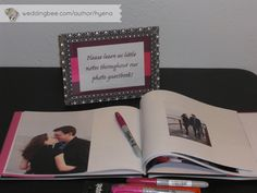 There's Snow Pictures Like Our Pictures! :  wedding college station guestbook Cimg105 CIMG105