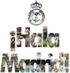 En buenas y malas...... HALA MADRID!