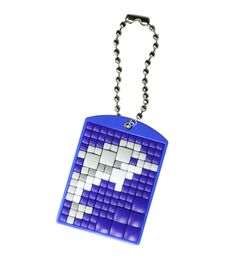 #pixelhobby #classic #XL #hobby #doe-het-zelf #creatief #sleutelhanger #medaillon #dolfijn