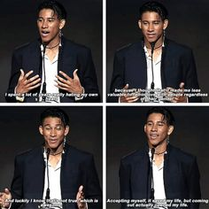 "And shared his own journey of coming out. 24 Times The ""Love, Simon"" Cast Were Completely Adorable IRL Love Simon Movie, Amor Simon, Jacques A Dit, Becky Albertalli, Nick Robinson, Feminism, Lgbt, Actors & Actresses, Movie Tv"