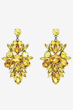 No look is complete without a killer pair of earrings.