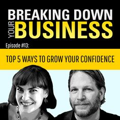 www.breakingdownyourbusiness.com Brad Farris & Jill Salzman tackle the most complex small business questions of our day. Why can't I hire competent employees? How do I take over the world? Guests: Chris Brogan & Stacy Ratner in Episode #13!