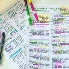 29 . 09 . 2016 // notas de hoje sobre gravitação universal e histologia vegetal    #study #studyspo #studygram #studyblr #studying #studyhard   