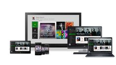 Xbox Music across devices