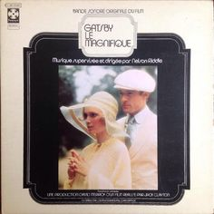 Nelson Riddle And His Orchestra – Gatsby Le Magnifique. Bande Sobore – jamminsvinyl