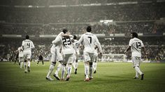 Real Madrid, Football, Santiago Bernabeu, Soccer, Real Madrid Football Game