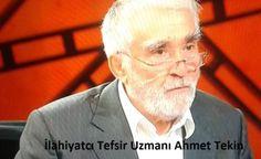 """Ahmet Tekin,""""GÜLEN KUR'AN-I KERİM'İ İNKARA GİDİYOR"""""""