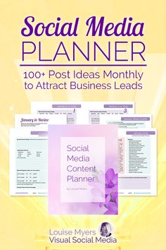 Social Media Content Planner: Know What to Post When Marketing Poster, E-mail Marketing, Content Marketing, Affiliate Marketing, Social Media Marketing, Facebook Marketing, Business Marketing, Digital Marketing, Social Media Cheat Sheet