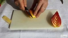 Video how-to for apple decoration by Italian Cooking Chef