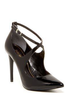 Finton Crisscross Pump by Enzo Angiolini on @nordstrom_rack