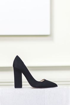 the perfect black pump by Emerson Fry http://giajulie.wordpress.com/2014/11/13/the-holy-grail-of-style-the-perfect-black-pump-and-everything-by-emerson-fry/