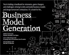 Business Model generation van Alexander Osterwalder ea
