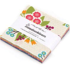 Meadowbloom Charm Pack  FREE SHIPPING  Moda by FoxtailQuilting