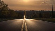 Landscapes roads evening | 20 Beautiful Nature HD Wallpapers - The Art Inspiration   theartinspiration.com