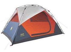 Coleman Instant Dome Tent Camping Hiking WeatherTec™ System NEW! Best Tents For Camping, Tent Camping, Camping Gear, Hiking Tent, Camping Stuff, Backpacking, Family Tent, Family Camping, 5 Person Tent