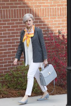 Style at a Certain Age outfit updates
