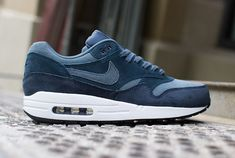 Nike Air Max 1 Essential Armory Slate/Navy