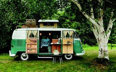 a very nice idea! getting a vintage volkswagen & travel to beautiful places...