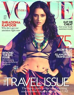 Shraddha Kapoor covers Vogue - Why she's got our attention right now | PINKVILLA