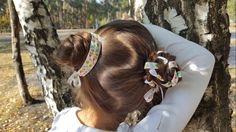 Два разных пучка из кос с лентами // Two braided buns with ribbons https://www.youtube.com/watch?v=JZuDWxySSNY GoHair https://www.instagram.com/gohairfun/