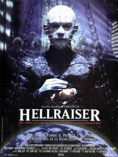 Hellraiser 4: la stirpe maledetta - Original title: Hellraiser: bloodline - Directed by: Alan Smithee, Kevin Yagher - Country: USA - Release date: 1996