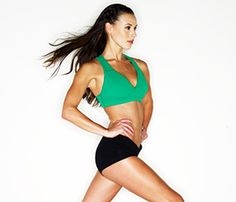 A fat-burning total-body routine to reshape your hips, thighs, and butt #workout