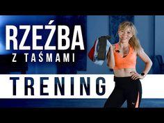 RZEŹBA Z TAŚMAMI | trening z gumami mini band | Codziennie Fit - YouTube Mini Band, Bra, Sports, Youtube, Hs Sports, Bra Tops, Sport, Youtubers, Youtube Movies
