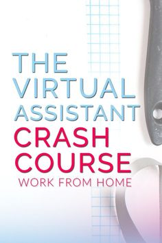 Want a fun work from home job? Become a virtual assistant and make money online! Allie created this course to teach YOU how to start and build a thriving virtual assistant business. From establishing your skills to contract creation and booking clients, t