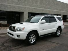 Another Toyota I owned. 2007 4Runner Sport with a 4.7liter Lexus V8. This is the most ridiculous vehicle I ever owned. FAST, powerful, smooth, quiet, beautiful, and as well made of a vehicle as I will ever have the chance to drive. Nearly identical to the Lexus GX470 (same underpinnings, also made in the Hino factory). The only problem was these seats are not great if you've just had a spinal fusion....so I sold it after I put 500 miles on it. Dumb move AGAIN. One of the top 5 SUV's ever.