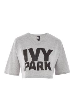 3753610d782d8 Logo Crop T-Shirt by Ivy Park - New In Fashion - New In -
