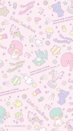 Little Twin Stars. Wallpaper Food, My Melody Wallpaper, Sanrio Wallpaper, Star Wallpaper, Hello Kitty Wallpaper, Cute Disney Wallpaper, Kawaii Wallpaper, Cellphone Wallpaper, Sanrio Characters