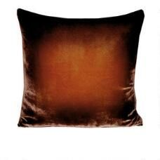 OMBRE PILLOW - GOLDEN BROWN