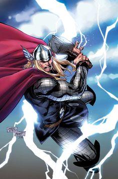 Thor #604 Art by Philip Tan #Comics #Illustration #Drawing
