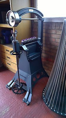 Cast Iron - English Wheel  - Wheeling machine - UK Made.